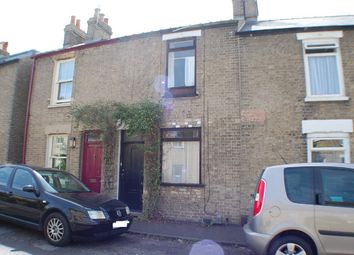 Thumbnail 2 bed terraced house to rent in Selwyn Road, Cambridge