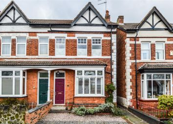 Thumbnail 3 bed terraced house to rent in All Saints Road, Kings Heath, Birmingham
