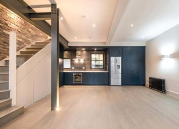 Thumbnail 3 bedroom mews house to rent in Bourlet Close, Fitzrovia, London