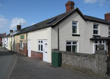 Thumbnail 1 bed end terrace house to rent in Station Road, Pontesbury, Shrewsbury