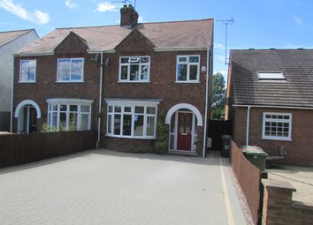 Thumbnail 3 bedroom semi-detached house for sale in Peterborough Road, Peterborough