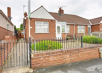 Thumbnail Semi-detached bungalow for sale in Eyre Street, Creswell, Worksop, Nottinghamshire
