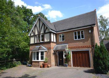Thumbnail 6 bedroom detached house for sale in Wood End, Chineham, Basingstoke