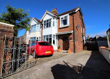 Thumbnail 4 bed semi-detached house to rent in Victoria Road East, Thornton-Cleveleys