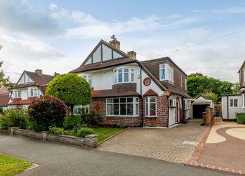 Thumbnail 3 bed semi-detached house for sale in Bradstock Road, Epsom