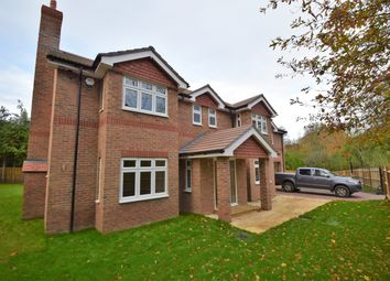 Twain Gate Cottage, Old Welmore, Yateley GU46. 5 bed detached house for sale
