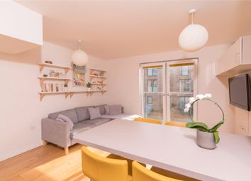 Thumbnail 2 bed flat for sale in Mcdonald Place, Edinburgh