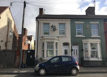 Thumbnail 3 bed end terrace house for sale in Teilo Street, Toxteth, Liverpool