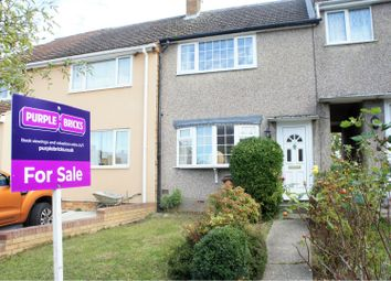 Thumbnail 2 bed terraced house for sale in Lime Walk, Chelmsford