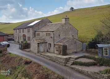 Thumbnail 4 bed semi-detached house for sale in Higher Naze End Farm, Hollin Hall, Trawden