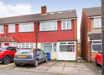 Thumbnail 5 bed end terrace house for sale in Turold Road, Stanford-Le-Hope