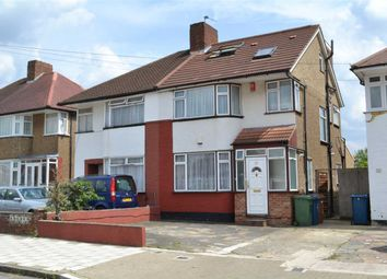 Thumbnail 3 bed flat for sale in Winchester Road, Queensbury, Harrow