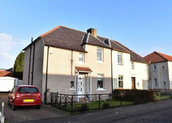 Thumbnail 3 bed semi-detached house for sale in 132, Dunlop Street, Greenock, Renfrewshire