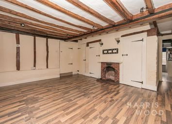 Thumbnail 3 bed cottage to rent in High Street, Kelvedon, Colchester