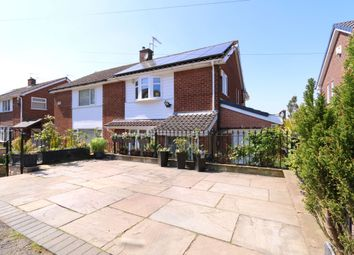 Thumbnail 3 bedroom semi-detached house for sale in Arnold Road, Hyde