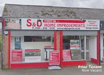 Thumbnail Commercial property for sale in 2B-2C, Fernleigh Road, Giffnock, Glasgow G432Ue