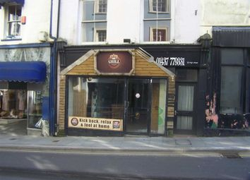 Thumbnail Retail premises for sale in High Street, Haverfordwest, Pembrokeshire