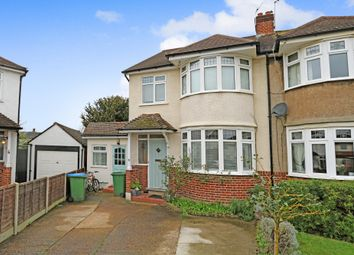 Thumbnail 4 bed semi-detached house for sale in Orchard Close, Long Ditton, Surbiton