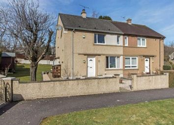 Thumbnail 2 bed semi-detached house for sale in Craigbank, Sauchie, Alloa, Clackmannanshire