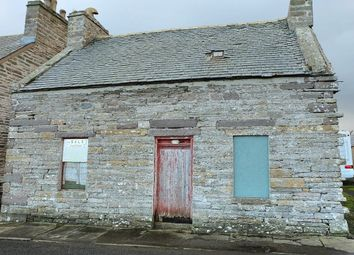 Thumbnail 2 bed country house for sale in High Street, Keiss, Wick