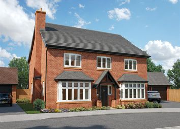 Thumbnail 5 bed detached house for sale in Fronting Offchurch Lane, Nearly 2, 500 Sq Ft