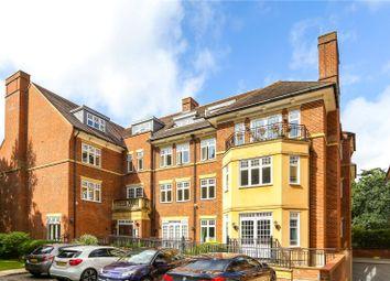 Thumbnail 2 bed flat for sale in Worsley Grange, Kemnal Road, Chislehurst