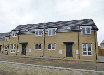 Thumbnail 2 bed semi-detached house for sale in De-Havilland Road, Wisbech