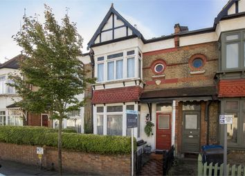 Thumbnail 3 bed terraced house for sale in Baronsmere Road, East Finchley, London