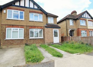 Thumbnail 3 bed semi-detached house for sale in Clifton Gardens, Hillingdon, Uxbridge