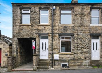 Thumbnail 3 bed end terrace house for sale in Green Street, Meltham, Holmfirth