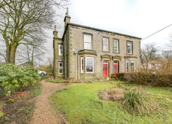 Thumbnail 4 bed semi-detached house for sale in Clover Hill, Greensnook Lane, Bacup, Rossendale