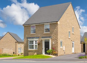 "Thumbnail 4 bed detached house for sale in ""Irving"" at Commercial Road, Skelmanthorpe, Huddersfield"