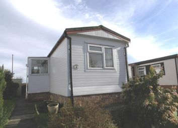 Thumbnail 1 bed mobile/park home for sale in Home Farm Park, Lee Green Lane, Church Minshull, Nantwich