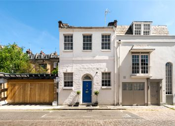 3 bed semi-detached house for sale in Cresswell Place, South Kensington, London SW10
