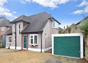 Thumbnail 3 bed detached house for sale in Rossdale, Sutton, Surrey