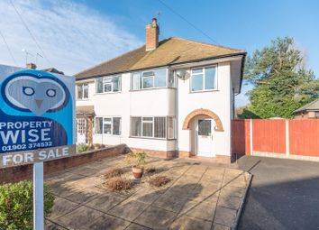 3 bed semi-detached house for sale in Meeson Close, Albrighton, Wolverhampton WV7