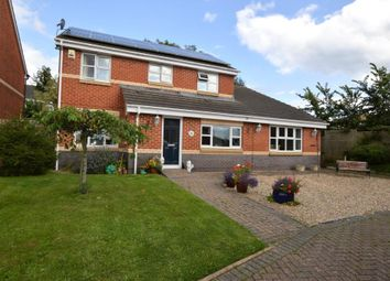 Thumbnail 5 bed detached house for sale in Byron Way, Exmouth, Devon