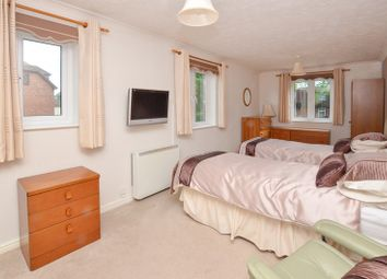 Thumbnail 2 bedroom flat for sale in Pinewood Court, Station Road, West Moors, Ferndown