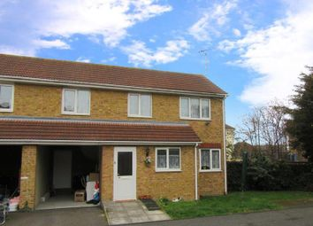 Thumbnail 3 bed semi-detached house to rent in St Andrews Close, Shoeburyness, Essex