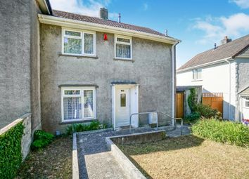 Thumbnail 2 bed semi-detached house for sale in Lancaster Gardens, Plymouth