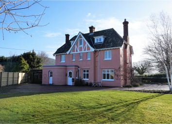 Thumbnail 4 bed detached house for sale in Bossington Lane, Porlock