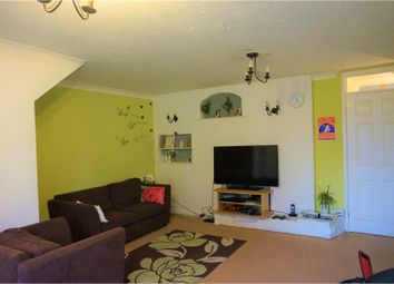 Thumbnail 2 bed maisonette for sale in Harden Close, Walsall