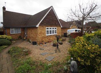 Thumbnail 4 bed bungalow for sale in Crouchfield, Boxmoor, Hemel Hempstead