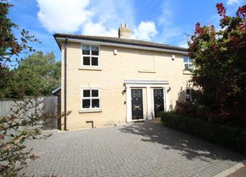 Thumbnail 3 bedroom semi-detached house for sale in Engine Yard, Ely