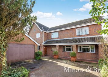 4 bed detached house for sale in Pyehurn Lane, Horsford, Norwich NR10