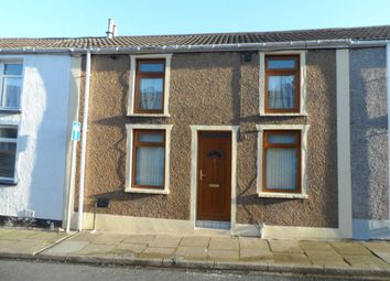 Thumbnail 2 bed terraced house to rent in Upper Regent Street, Aberdare