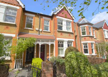 Thumbnail 4 bed terraced house to rent in Windermere Road, London