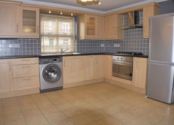 Thumbnail 3 bed terraced house to rent in Kirkwood Grove, Medbourne, Milton Keynes