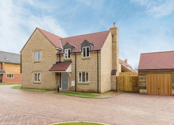 Thumbnail 4 bed detached house for sale in Bow Road, Stanford In The Vale, Faringdon