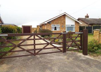 Thumbnail 2 bedroom bungalow for sale in Wretton, King's Lynn, Norfolk